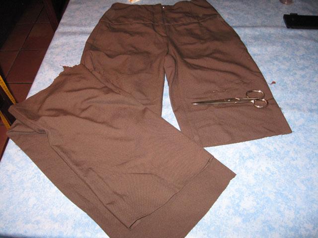 arreglar pantalon