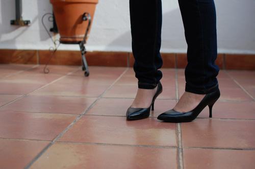 Como teñir unos zapatos de piel
