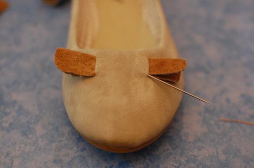 Tutorial bailarinas ratón