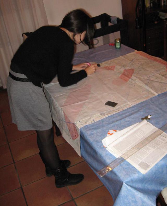 DIY falda reciclar jersey