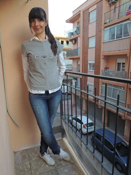 camiseta-totoro
