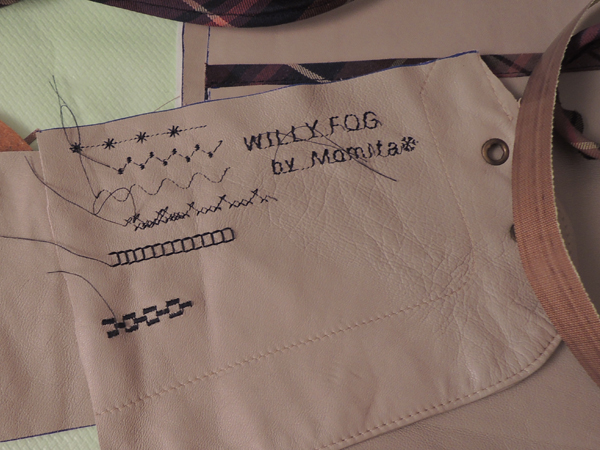 Bolso Willy Fog Momita