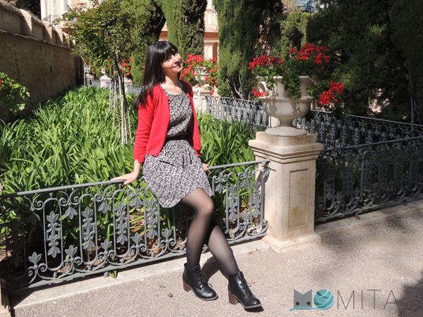 momita blog vestido Burdastyle