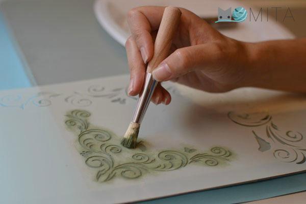 Pintar con markal paintstiks