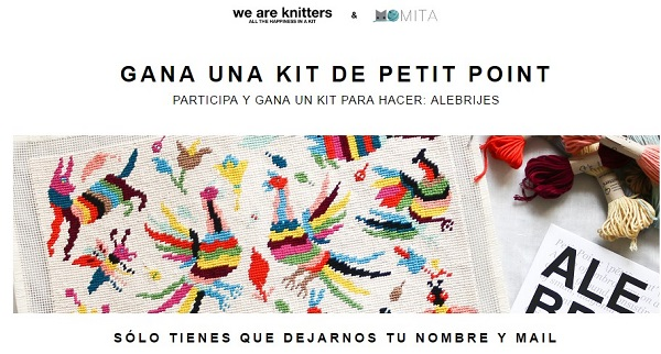 sorteo we are knitters