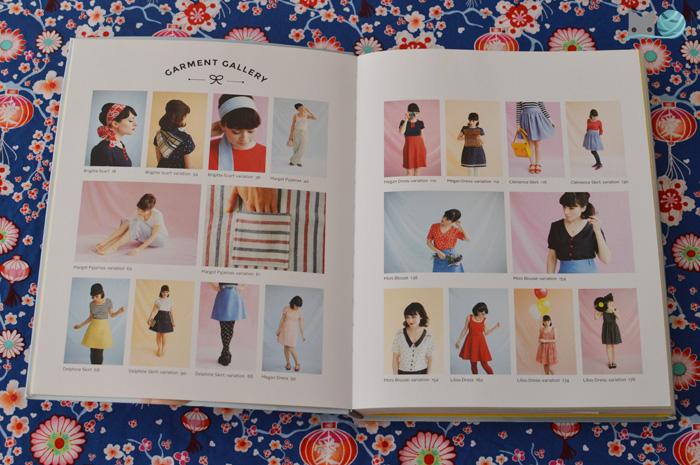 Book Love at first stitch