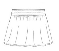 falda-fruncida-facil