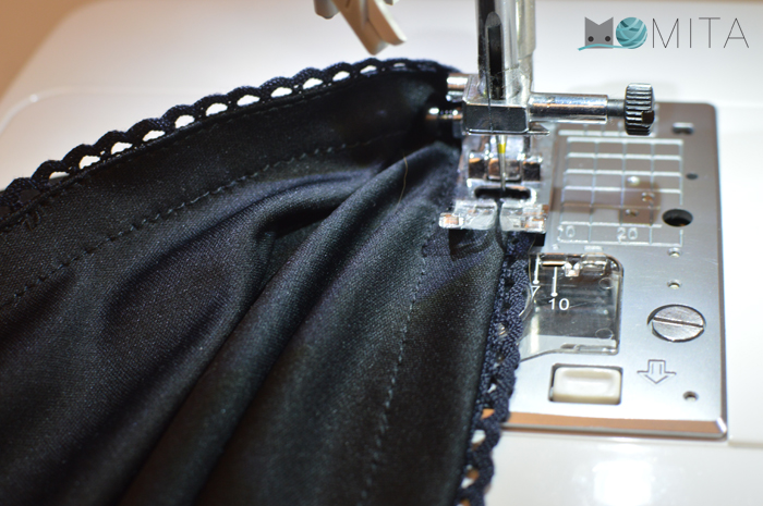 Combinación para falda
