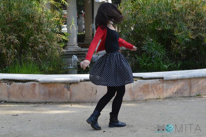 Combinacón para falda