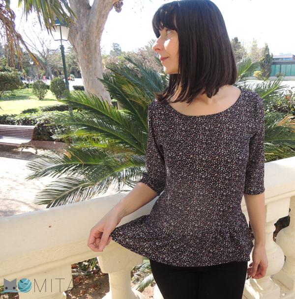 Reviuw blouse azaire