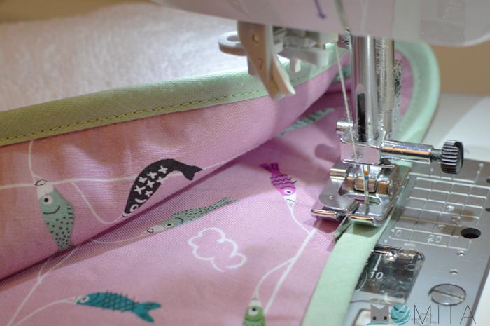 Como coser cinta bies