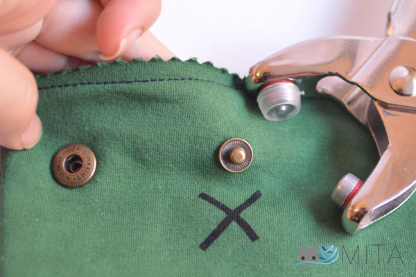 botones a presion