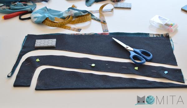 coser kimono facil