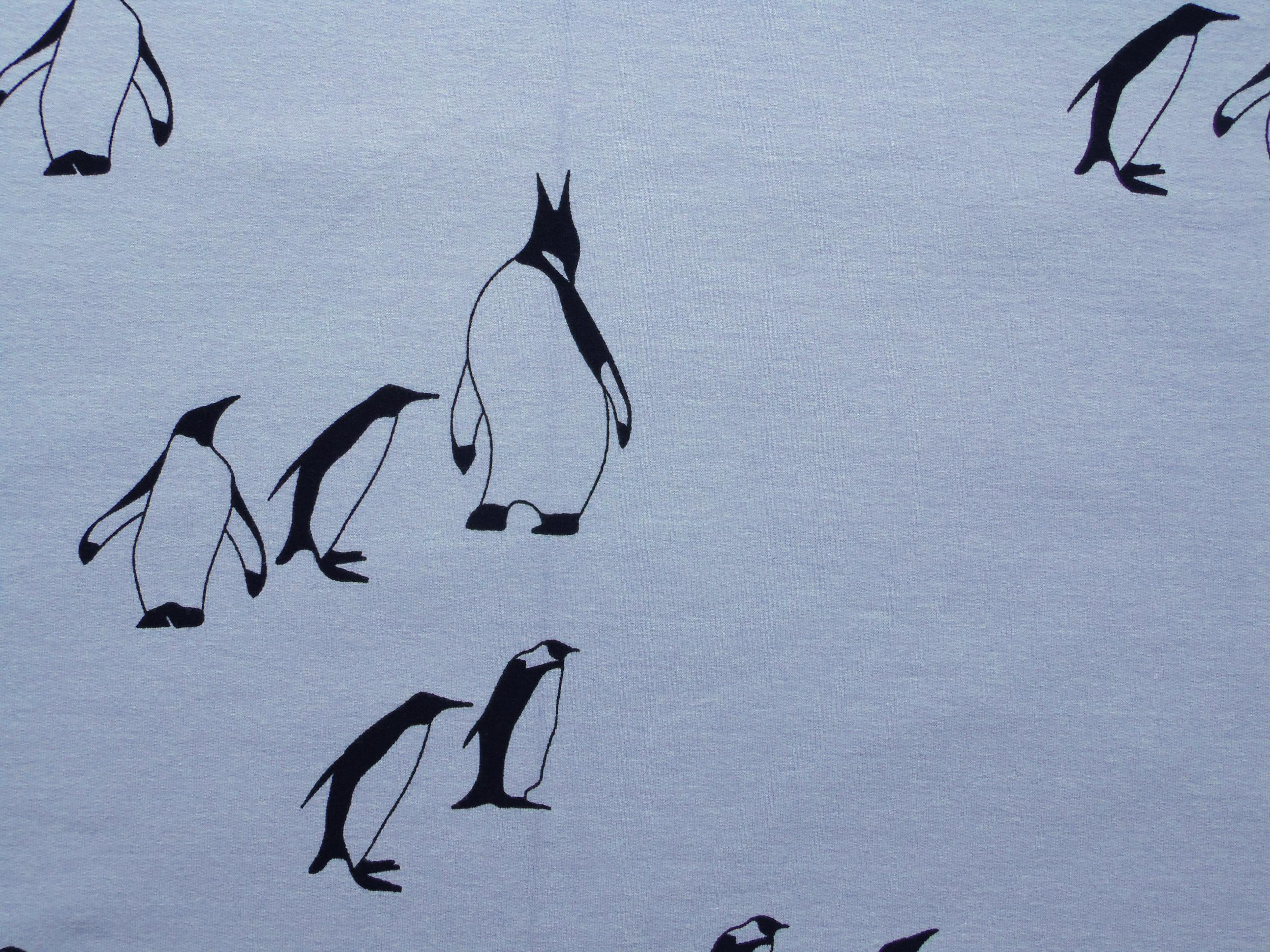Tela pinguinos