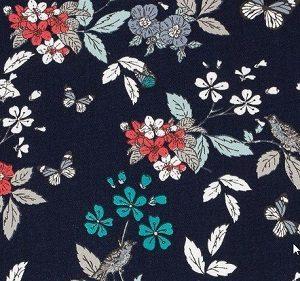 telas bonitas flores