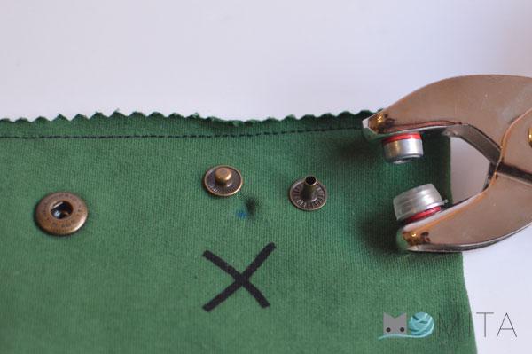 botones a presion facil