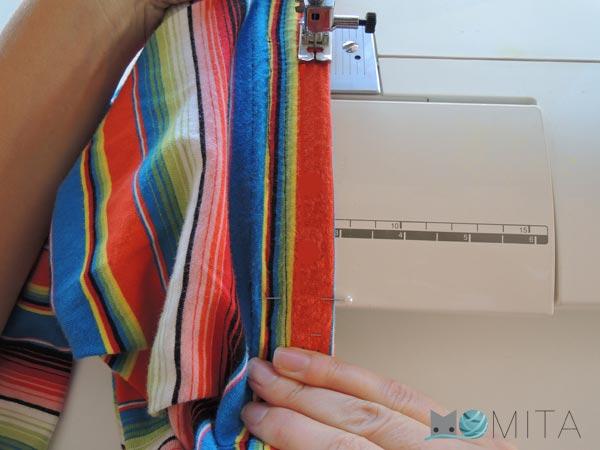 coser bien a maquina
