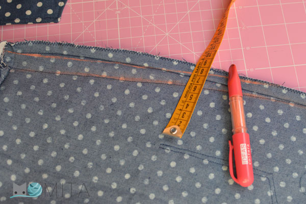 marcar costura