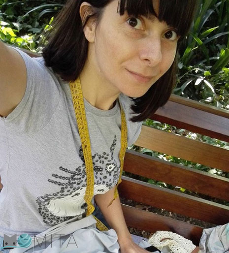 Momita Burda style