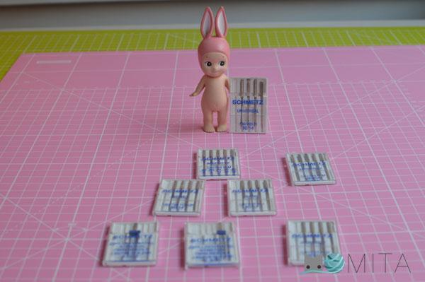 agujas para maquina coser