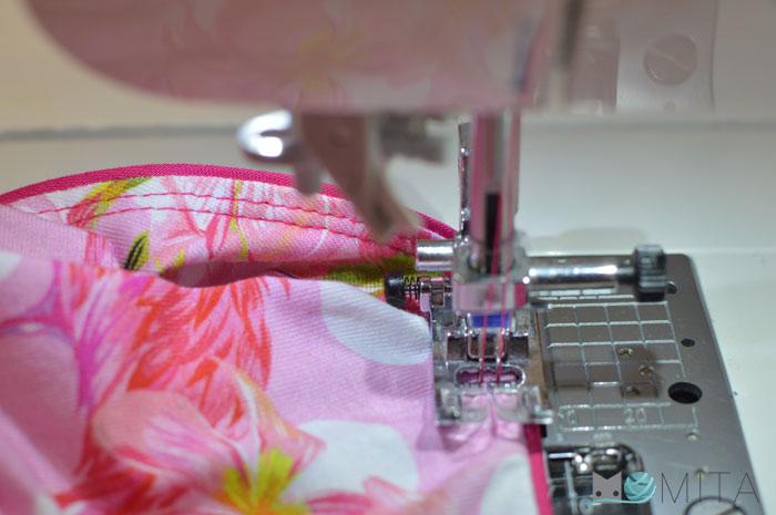 coser un boes