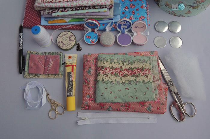 materiales de costura