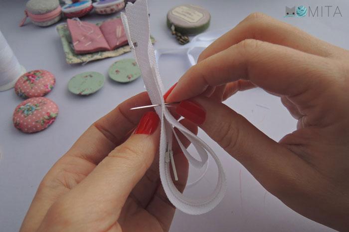 coser un joyero de tela