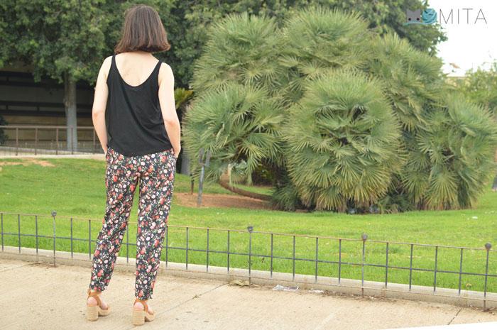 pantalon para mujer