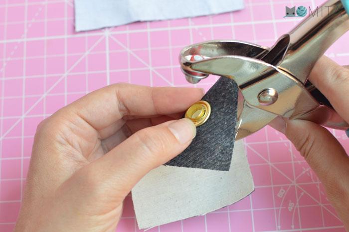 ojales metalicos 8 mm