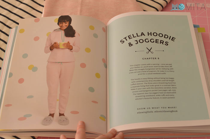 sudadera libro tilly and the buttons