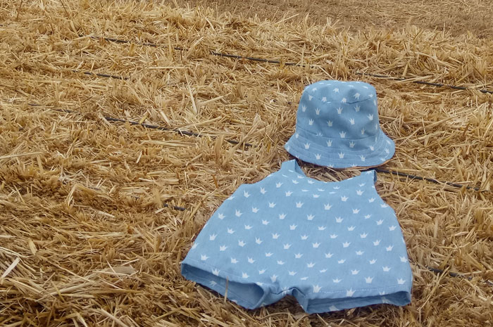 Patrón peto y gorro bebé de Katia   Momita\'s blog