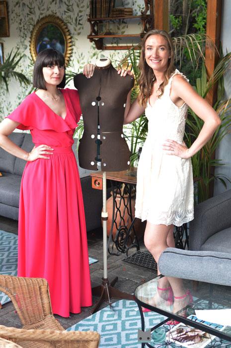 Confeccionar vestido fiesta