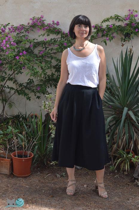 pantalones botanic