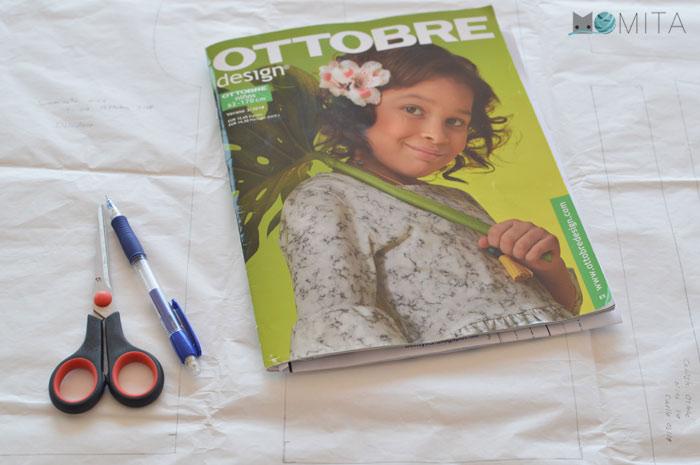 donde comprar revista Ottobre
