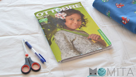 Revista Ottobre de patrones