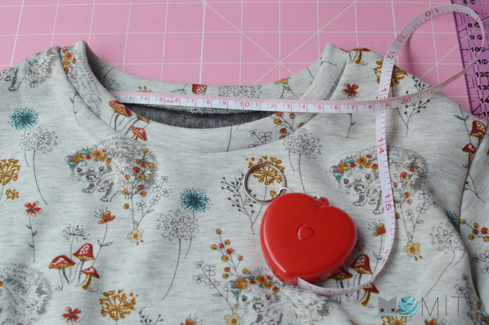 tapar costura tela de punto