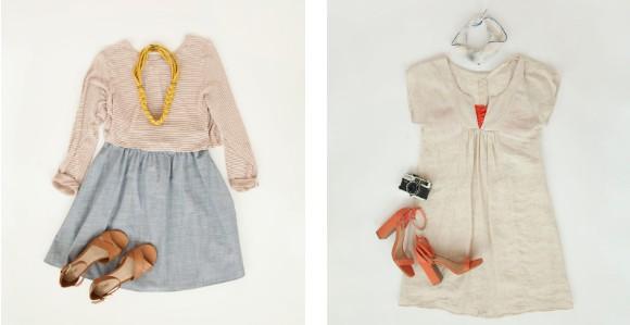 patrones combinables costura