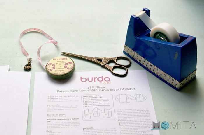 Burda Style | Momita\'s blog
