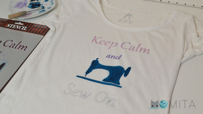 DIY pintar camisetas