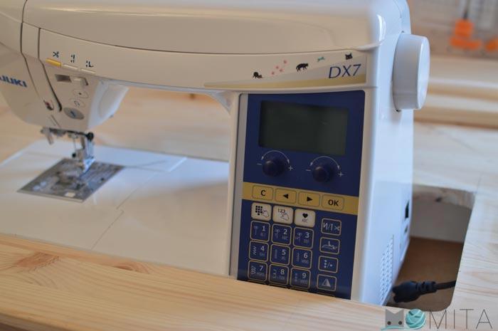 Como hacer mueble para maquina de coser momita 39 s blog - Mueble para maquina de coser ...