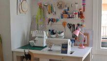 Tutorial paso a paso como hacer mueble maquina de coser