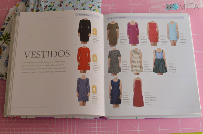 descargar patrones de vestidos